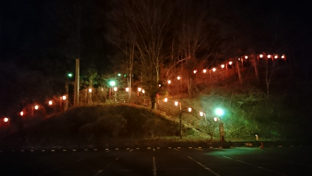 夜の日光東照宮